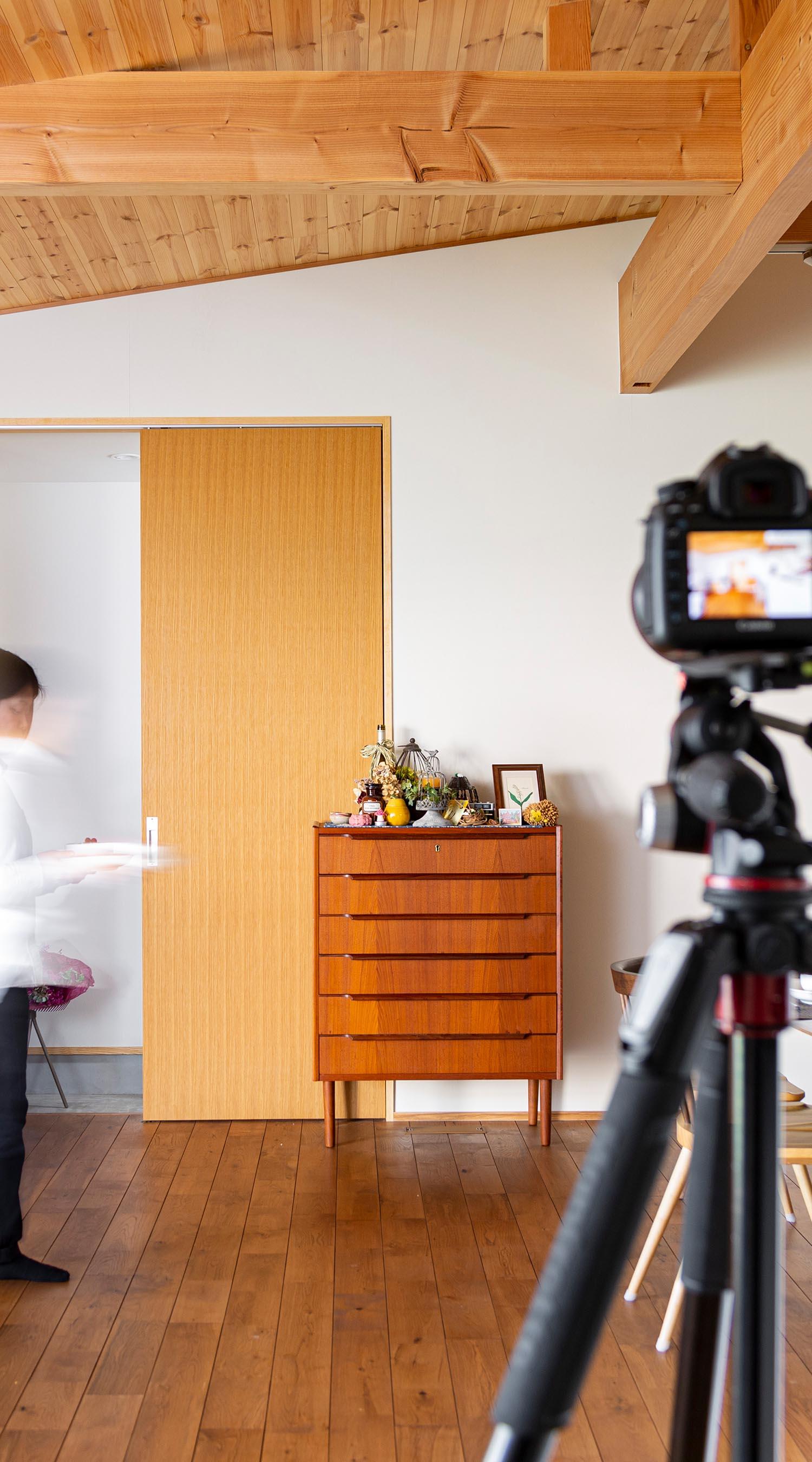 住宅撮影のワンストップサービス「iedori」